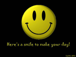 Cute Smile to with Quotes Wallpapers to start your day