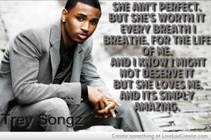 Simply Amazing- Trey Songz