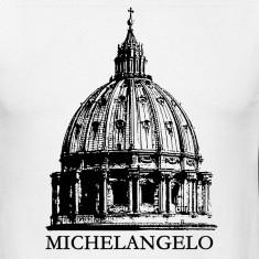 michelangelo - san pietro (B) T-Shirts