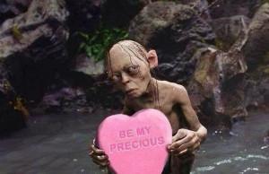 You Are My Precious Gollum