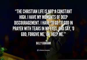 Christian Quotes On Discouragement