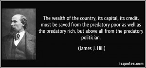 More James J. Hill Quotes