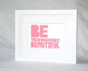 Quotes for Girls, Wall art Teenage Girl, Girls room Decor, Raw art ...