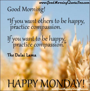 Happy Monday Quotes Pictures, Good Morning Inspirational Quotes, SMS ...