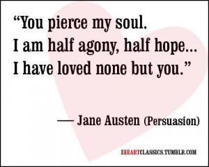 quote quotes jane austen valentines day vday love
