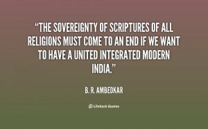 Quotes B R Ambedkar