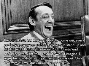 Harvey Milk Quotes Go After Her 14 harvey milk quotes that