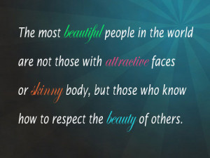 ... sayings on respect for others sayings on respect ever think that we