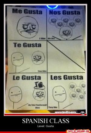 Funny Spanish Memes
