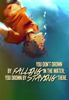 inspirational quotes, percy jackson inspired quote, percy jackson book ...
