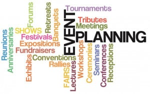 ... event planner for your department, club, sorority, fraternity or other