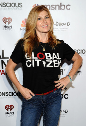 Connie Britton Connie Britton attends VIP Lounge at the 2014 Global