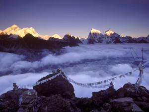Prayer Flags on Everest, Nepal.jpg