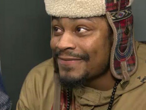 Marshawn Lynch Interview Post Game