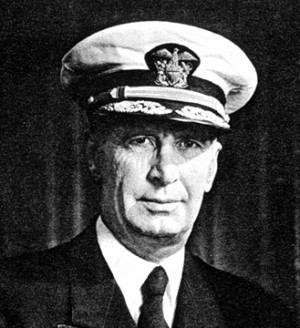 Hollow Earth - Admiral James V. Forrestal & Admiral Richard E. Byrd