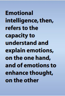 Emotionally Strong Quotes Of emotional intelligence