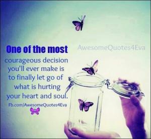 Let Go of Hurt