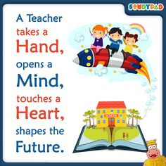 Inspirational Quotes, Poems, Sayings, Teacher Appreciation