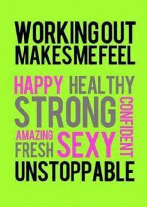 Fitness Slogans Pinterest Pin