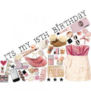 15th Birthday Cards, Happy Fifteenth Birthday Wishes