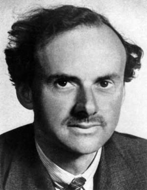 Paul Dirac, British physicist, Biography