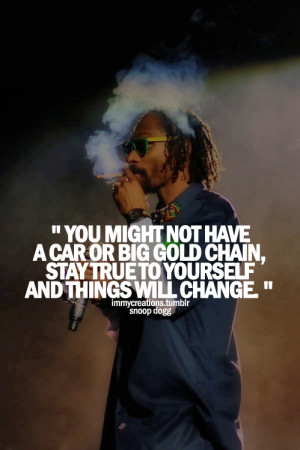 Snoop Dogg Quotes About Weed
