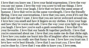 In Love With Your Best Friend Quotes Falling in love with your best