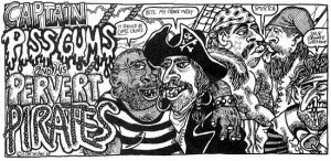 Clay Wilson Comics