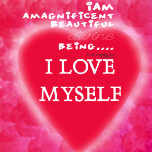Quotes Picture: i am a magnificent beautiful divine being