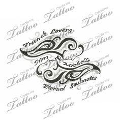 ... more tattoo ideas soulmate tattoo soul mates tattoo 2014 tattoo tattoo