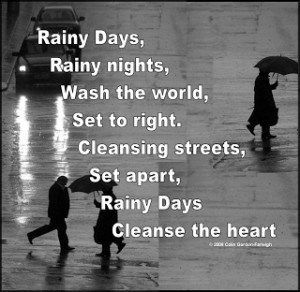 Another Rainy Day . . .