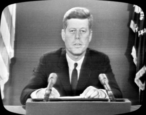... Kennedy Cuban Missile Crisis Quotes Kennedy address of the cuban