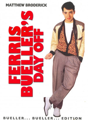 80s Movies: Ferris Bueller's Day Off (1986)