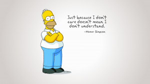 Homer Simpson Funny Quote Pics