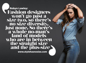 Plus Size Girl Quotes if she is plus size what