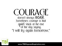 TBI Hope and Inspiration More