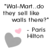 Paris Hilton Funny Quote