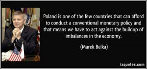 Monetary Policy Quotes
