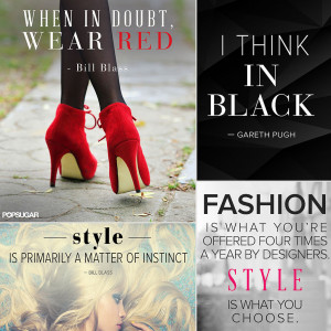 Fashion Quotes | Pinterest