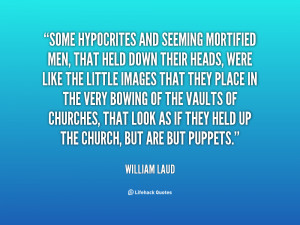 Quotes About Christians Being Hypocrites