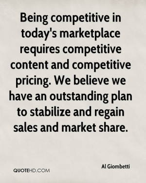 Being competitive in today's marketplace requires competitive content ...