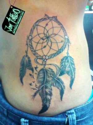 Dream Catcher Tattoo Dream Catcher Tattoo