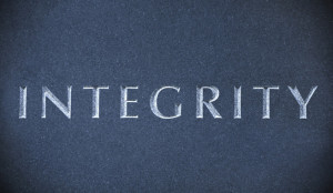 Be A Person Of Integrity http://michelewoodward.com/integrity