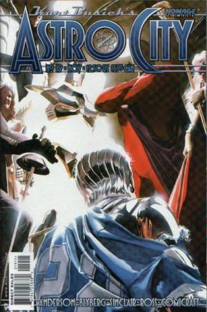 Busiek Astro City Vol Image