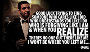 rapper, drake, quotes, sayings, relationship, quote