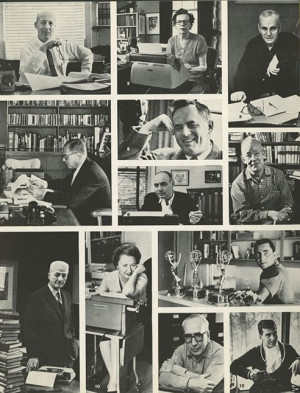 Designing the Famous Artists: Famous Writers: Bruce Catton, Faith ...