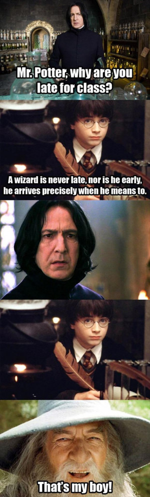 Re: Extremely Funny Harry Potter Images.