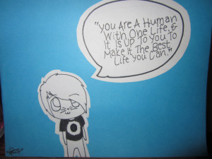 Dan Howell Quote by lindsay-neilson-art