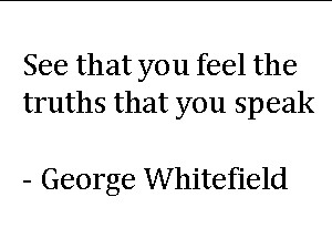 Whitefield Quote file by R. Pennoyer