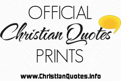 Christian Quotes - Fine Artist